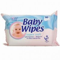 BABY & ME WIPES 80