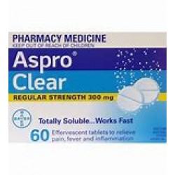 ASPRO CLEAR TAB 60