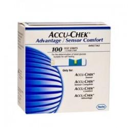 ACCU-CHEK-ADV-SENS-CMF TEST-STRP 100x1