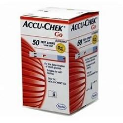ACCU-CHEK-GO TEST-STRP 50X1