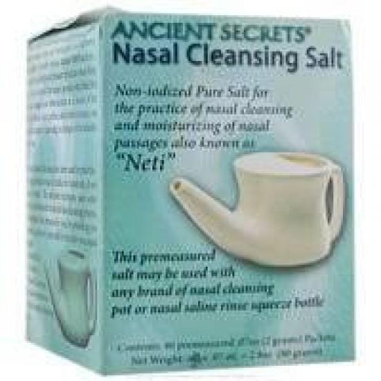 ANCIENT SECRETS NASAL CL SALT