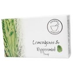 ANOKHA LEMONGRASS/PEPPERMINT SOAP