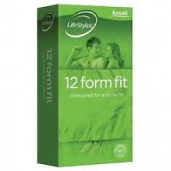 ANSELL LIFESTYLES FORM FITTING 12