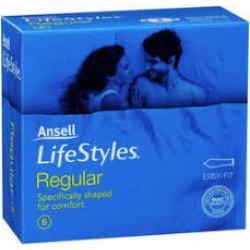 ANSELL LIFESTYLES REG 30