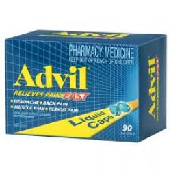ADVIL LIQ CAP 20