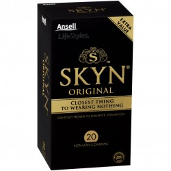 ANSELL L/STYLE SKYN INT C