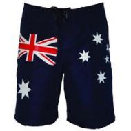 AUSTRALIA FLAG SHORTS MENS XXL