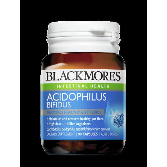 Blackmores Acidophilus Bifidus