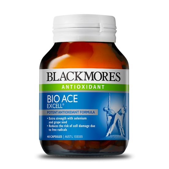 Blackmores Bio ACE Excell Tab 80