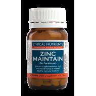 Ethical Nutrients Zinc Maintain Tab 60
