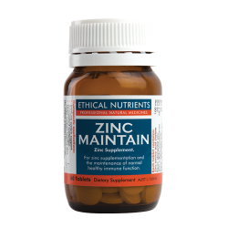 Ethical Nutrients Zinc Maintain Tab 120