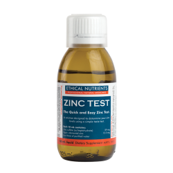Ethical Nutrients Zinc Test 100mL