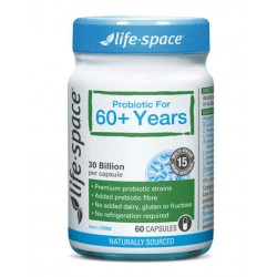 Lifespace Probiotic For 60+ Years