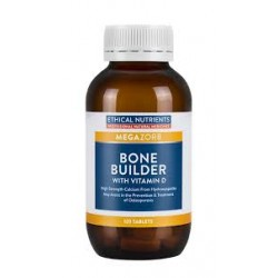 Ethical Nutrients Bone Builder with Vitamin D 120 Tabs