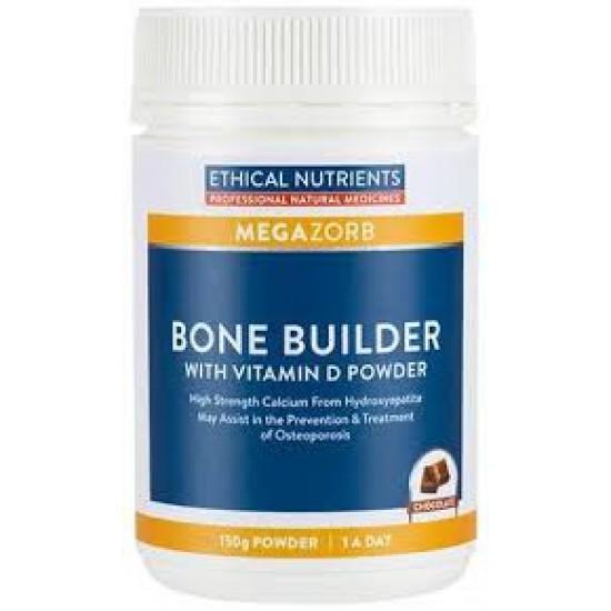Ethical Nutrients Bone Builder with Vitamin D Powder 150g