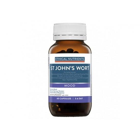 Ethical Nutrients St John's Wort TAB 60