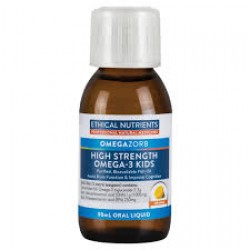 Ethical Nutrients High Strength Omega-3 Kids 90mL