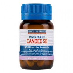 Ethical Nutrients Inner Health Candex 30 Caps