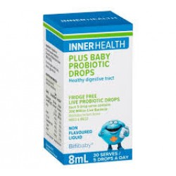 Ethical Nutrients Inner Health Plus Baby Probiotic Drops 8mL