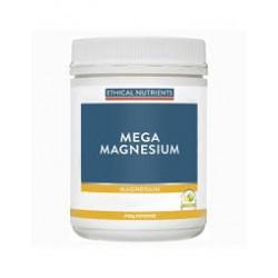 Ethical Nutrients Mega Magnesium Powder (Citrus) 450g