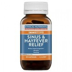 Ethical Nutrients Sinus and Hayfever Relief 160g