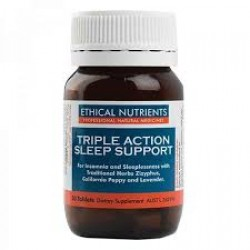 Ethical Nutrients Triple Action Sleep Support 30 Tabs