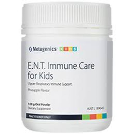 Metagenics E.N.T. Immune Care for Kids 100 g