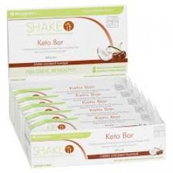 Metagenics Keto Bar Cherry Coconut 60 g Bar  Box of 10