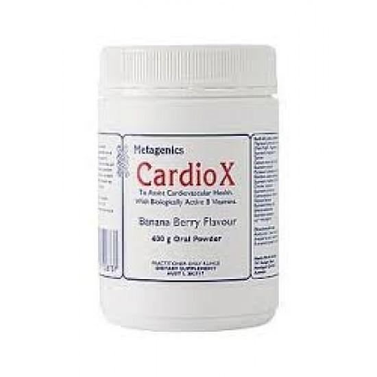 Metagenics CardioX Banana Berry 400 g
