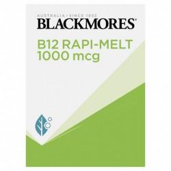 Blackmores B12 Rapi Melt 1000 mcg 30 Melts
