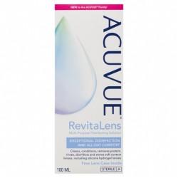Acuvue RevitaLens Multi-Purpose Disinfecting Solution 100mL