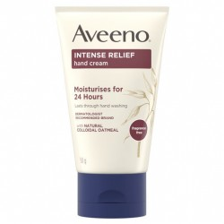 Aveeno Active Naturals Intense Relief Hand Cream 50g