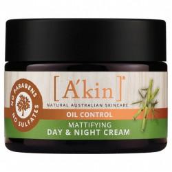 A'kin Mattifying Day & Night Cream 50mL
