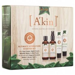 A'kin Ultimate Hydration Starter Kit