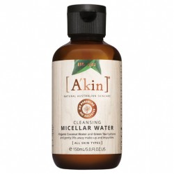 A'kin Cleansing Micellar Water 150ml