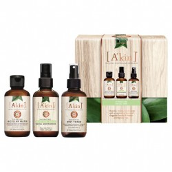 A'kin Hydrating Trio Gift Set 3 Pack