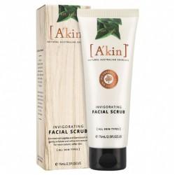 A'kin Invigorating Facial Scrub 75ML