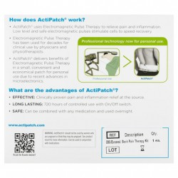 ActiPatch Electromagnetic Pulse Therapy