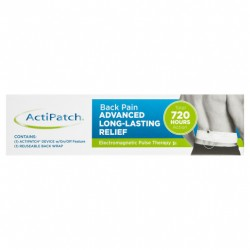 ActiPatch Electromagnetic Pulse Therapy - Back Pain
