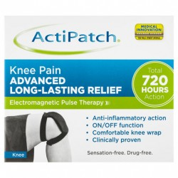 ActiPatch Electromagnetic Pulse Therapy - Knee Pain