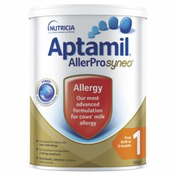 Aptamil AllerPro Syneo 1 Allergy Premium Infant Formula from Birth to 6 Months 900g