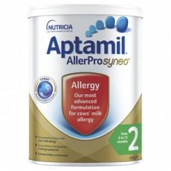 Aptamil AllerPro Syneo 2 Allergy Premium Follow-On Formula from 6-12 Months 900g