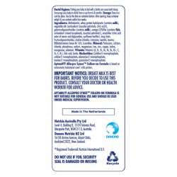 Aptamil AllerPro Syneo 2 Allergy Premium Follow-On Formula from 6-12 Months 900g