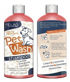 Pet Skincare and Washes